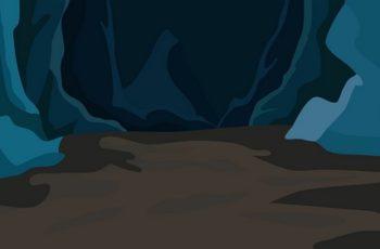 personagens de caverna do dragão ilustração