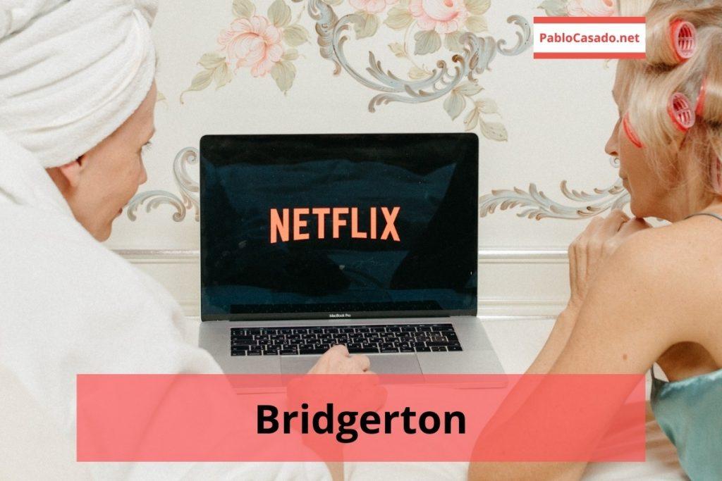 imagem ilustrativa da série Bridgerton
