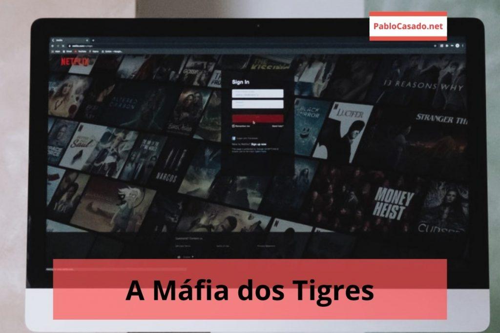 imagem ilustrativa da série a máfia dos tigres